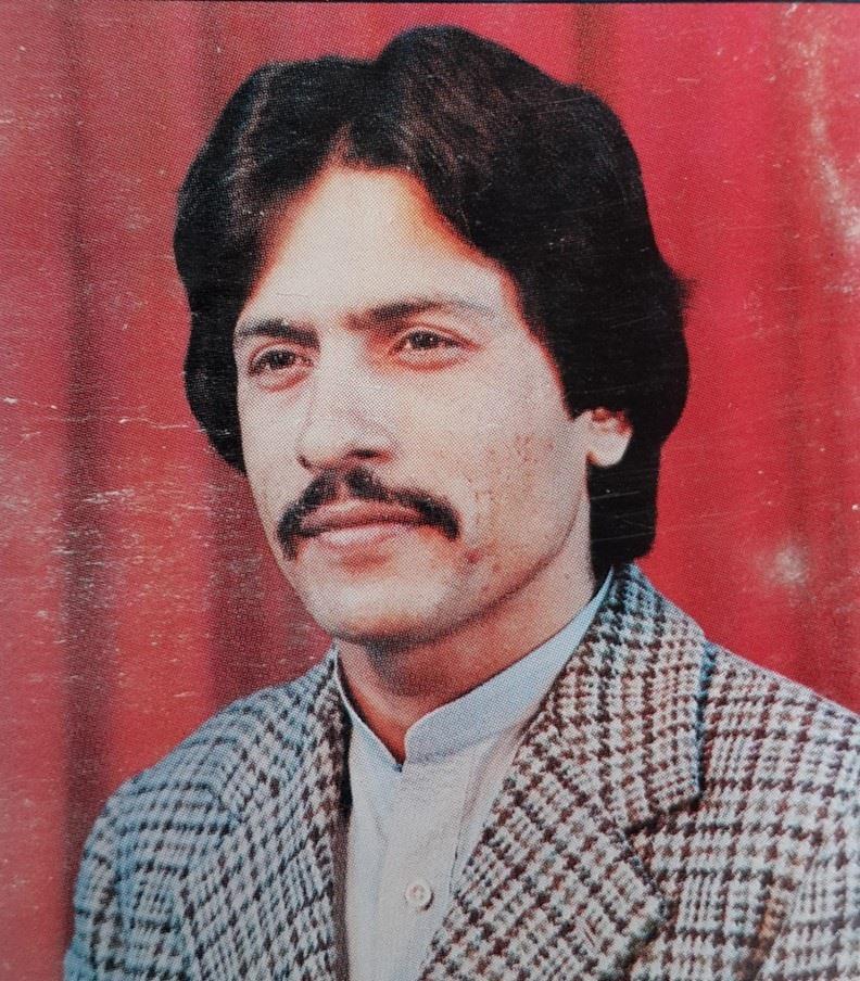 Punjabi folk singer Attaullah Khan Essakhilvi