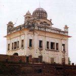 Gurudwara Bhai Bannu at Mangat, Distt Mandi Bahauddin