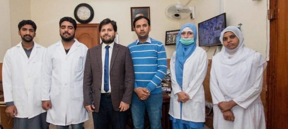 Dr. Mujahid Mughal Medical Specialist