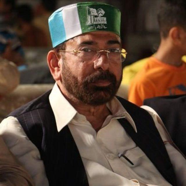 Muhammad Riaz Farooq Sahi