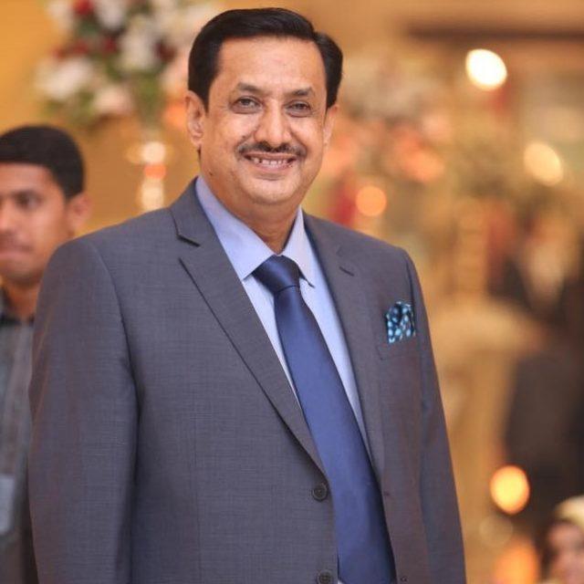 Chaudhary Mushahid Raza