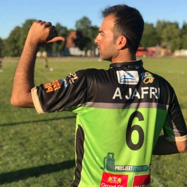 Aamer Jaffery