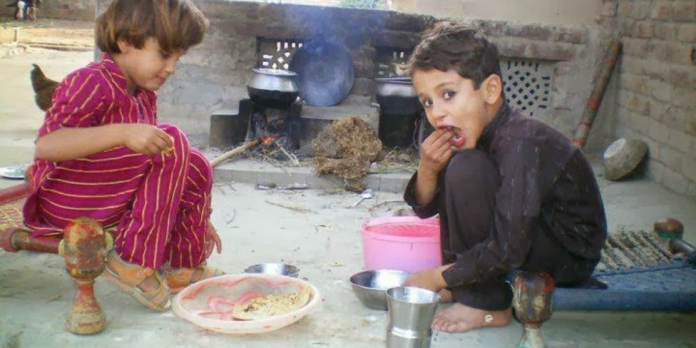 Village life گاوں میں زندگی۔۔
