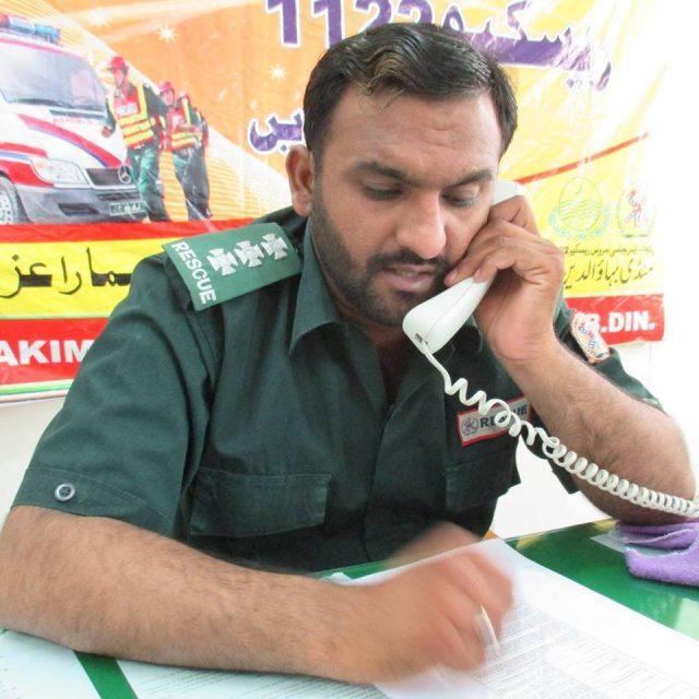 Raja Fazal Abbas Gulfam
