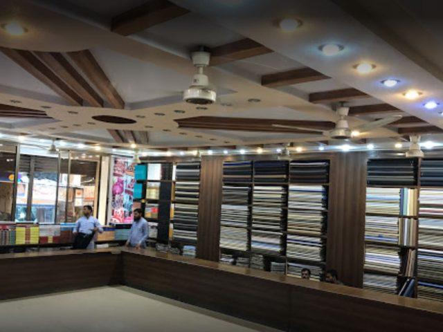 Saleem Fabrics | Saleem Cloth house Mandi Bahauddin